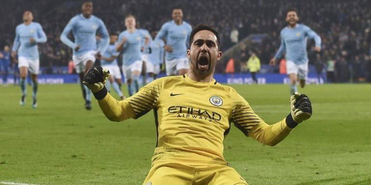 Así vivimos la remontada del Manchester City en la FA Cup con Claudio Bravo como titular