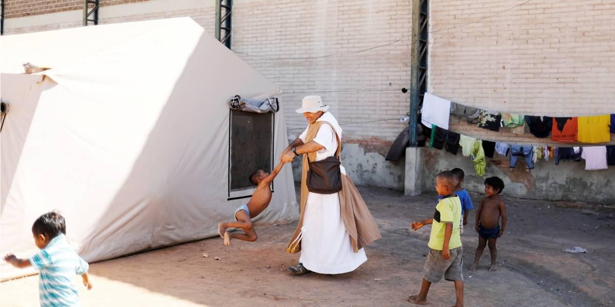 Fome mata número recorde de crianças na Venezuela, diz NYT