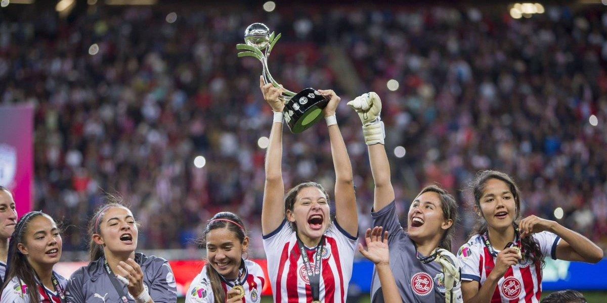 Chivas femenil quiere empezar el próximo torneo de cero