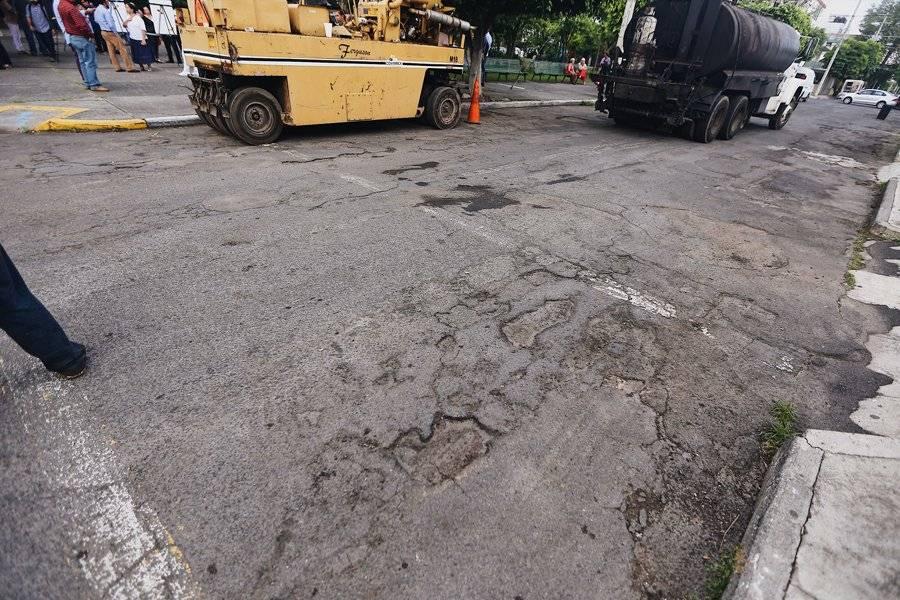 Alistan pavimentación de 200 calles tapatías en 2018
