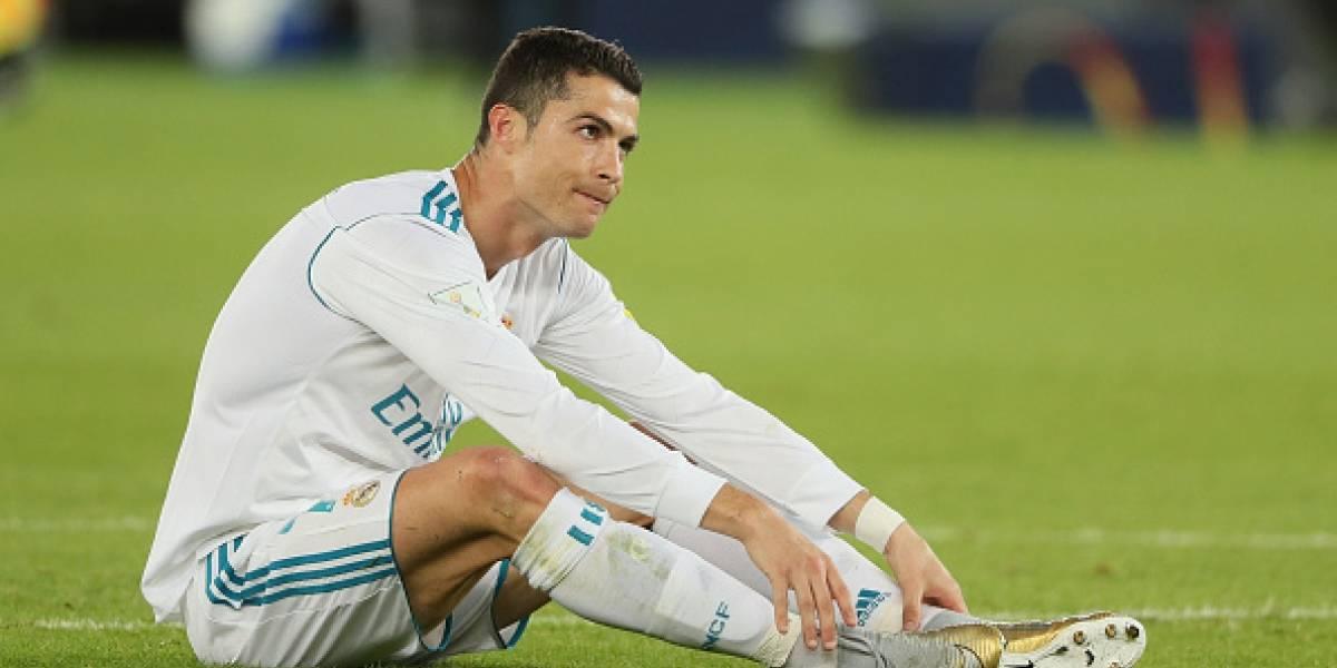 """La broma de Cristiano a un niño que le dice: """"Para mí eres el mejor del mundo y Messi..."""""""