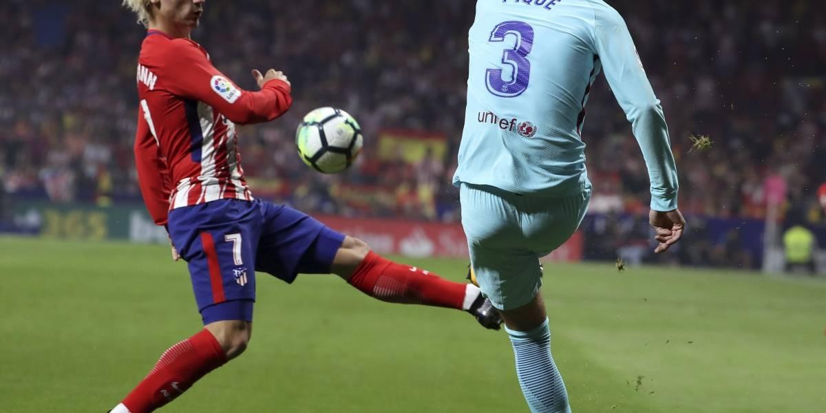 El enfrentamiento entre Atlético y Barcelona que impediría la llegada de Yerry Mina
