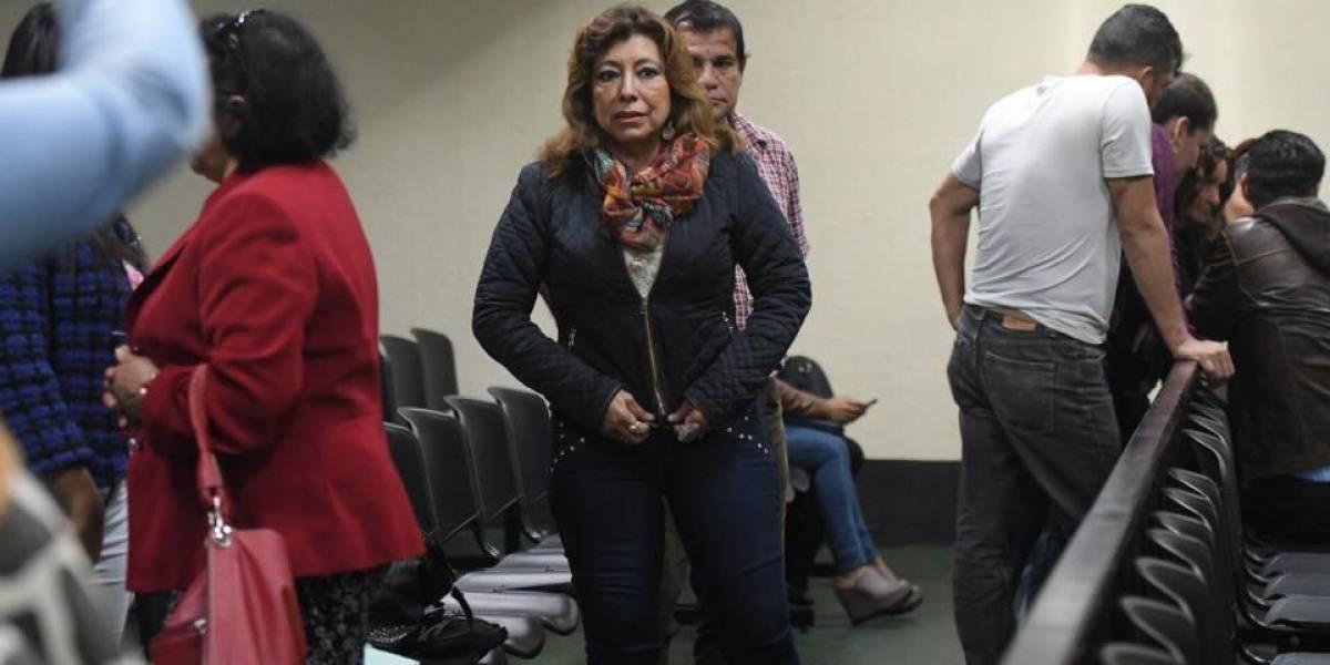 Exdiputada Anabella de León saldría de prisión