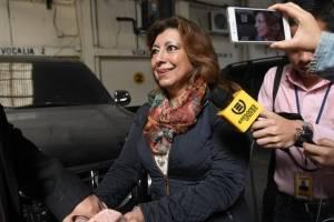 exregistradora de la Propiedad, Anabella de León