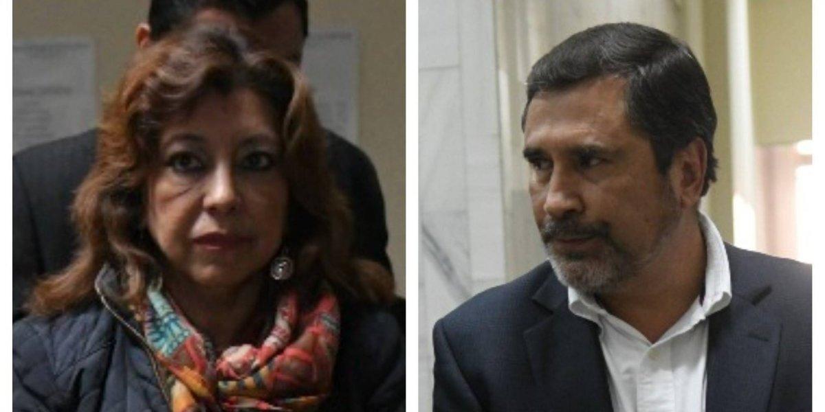 Dos exfuncionarios del PP se benefician con arresto domiciliar
