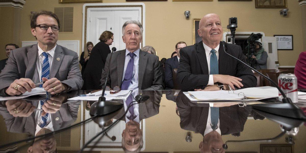 Republicanos a punto de aprobar masiva reforma fiscal
