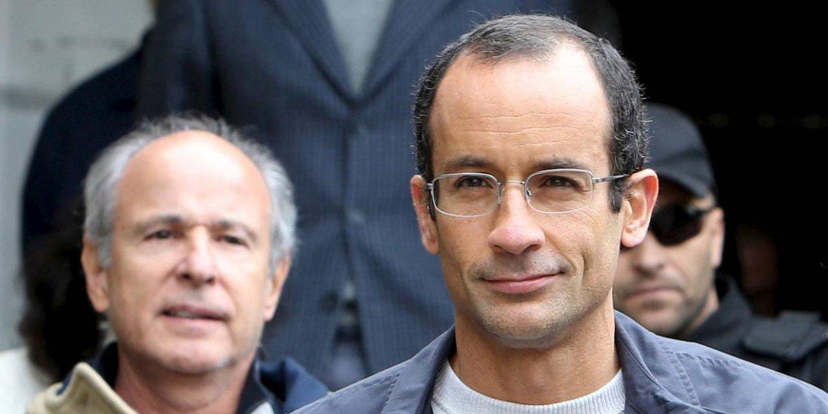 Odebrecht II. Marcelo Odebrecht salió de la cárcel y cumplirá prisión domiciliaria
