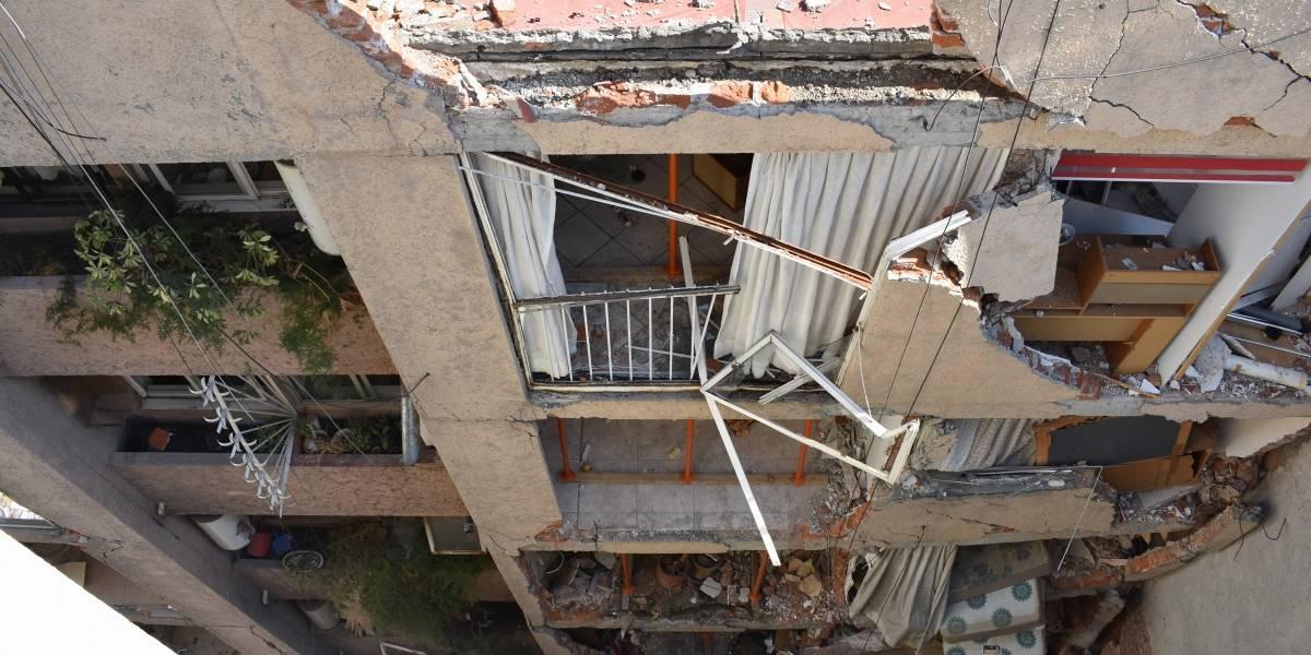 Completan el 5% de las demoliciones en la Ciudad de México