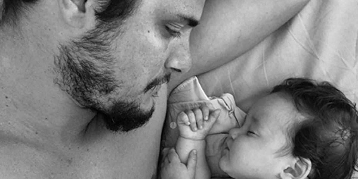 Fãs de Yanna Lavigne dizem que filha é a cara de Bruno Gissoni