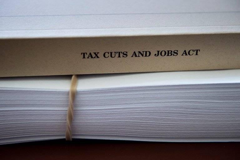 Reforma fiscal en Estados Unidos