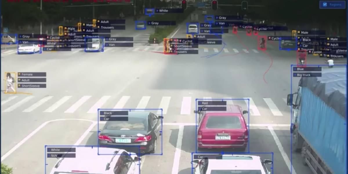 China: Así funciona el sistema de cámaras de seguridad más avanzado del mundo