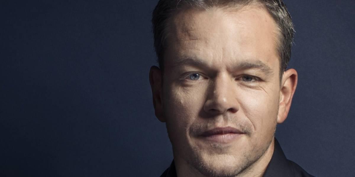 """El """"pobrecito"""" Matt Damon: """"Se habla poco de todos los hombres que no cometen acoso"""""""