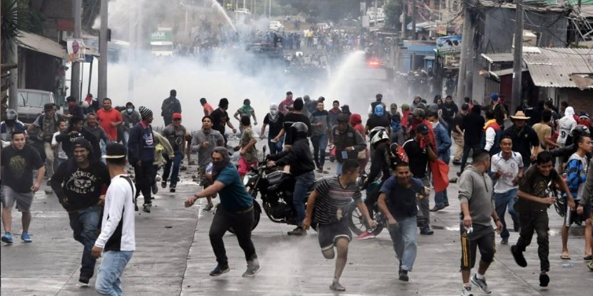 APG le exige a las autoridades de Honduras respeto a la libertad de prensa