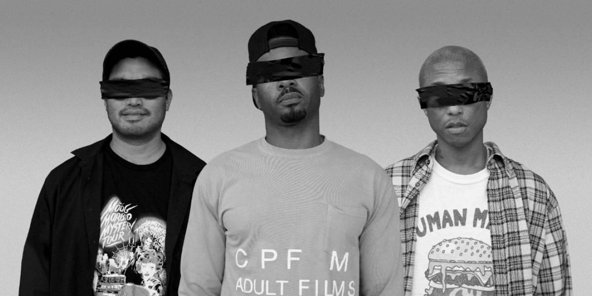 N.E.R.D regresa con un nuevo álbum luego de siete años