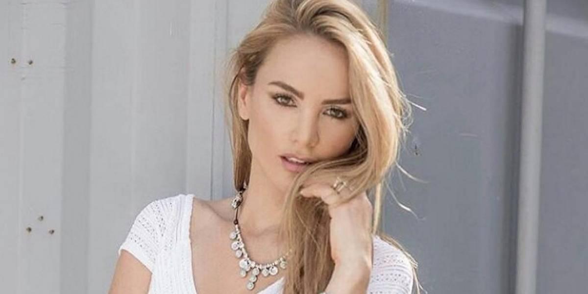 Seguidores de Ximena Córdoba ponen en duda su buen gusto luego de ver este vestido