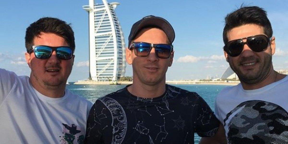 El hermano de Lionel Messi pagó millonaria fianza para salir en libertad