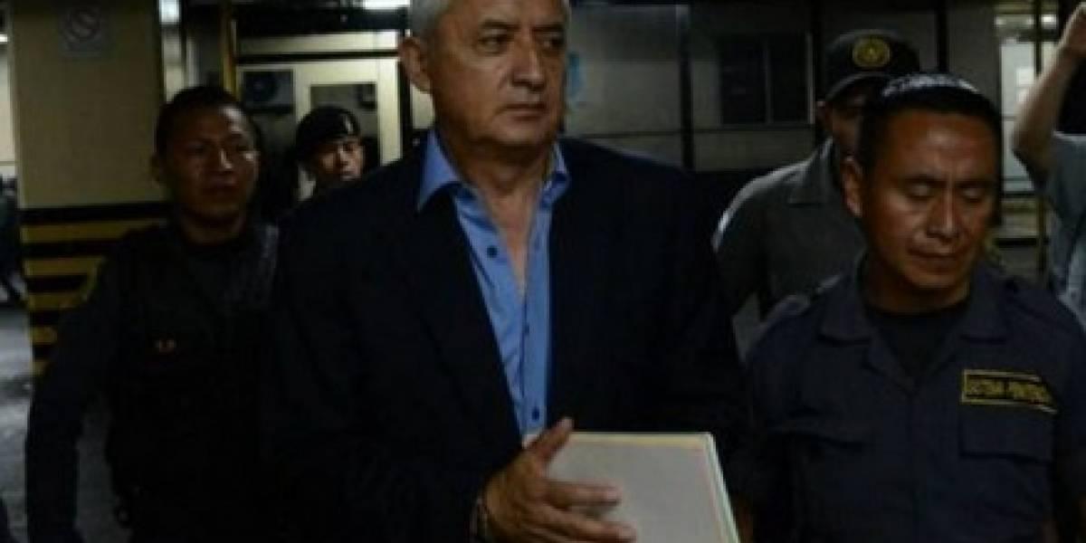 Tres años después, publican acuerdo del presidente Otto Pérez Molina