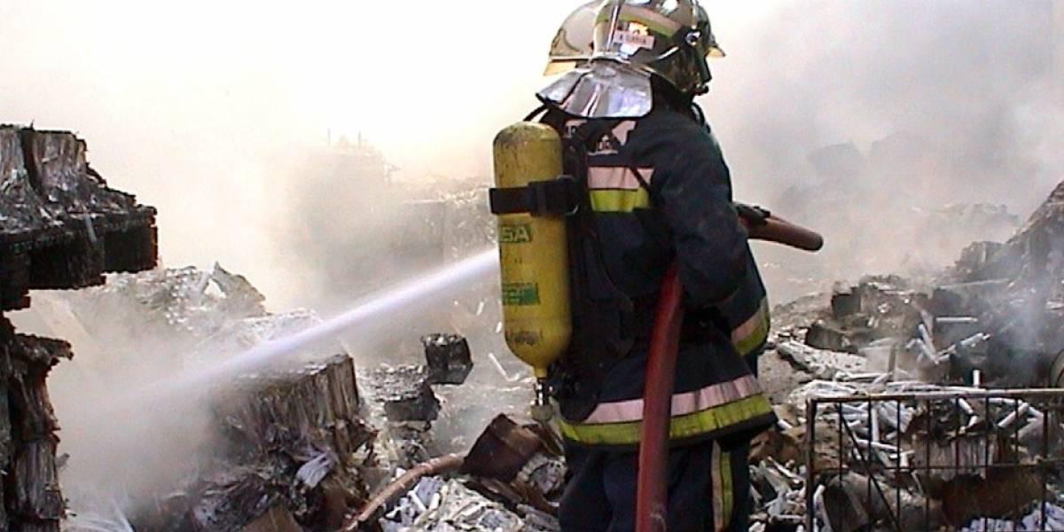 ¡Atención! Reportan emergencia por explosión de un local comercial en Bogotá