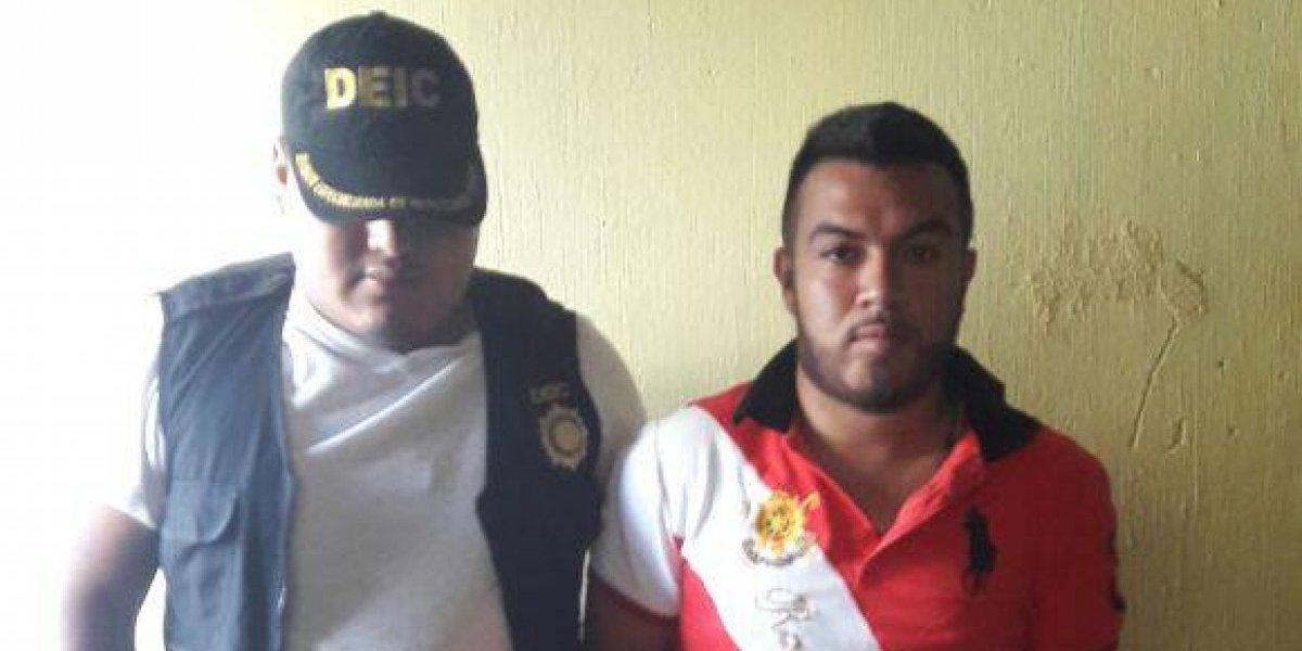 Capturan a sindicado de atacar a balazos a agente de PNC