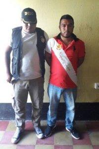 capturan a hijo del alcalde de Conguaco
