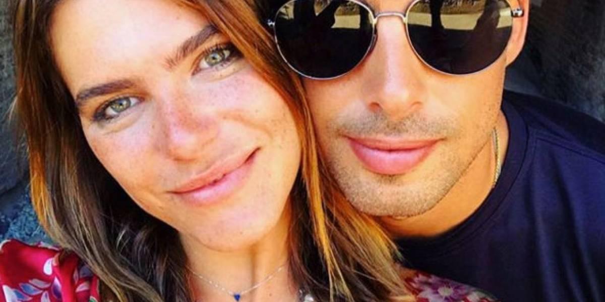 Cauã Reymond e Mariana Goldfarb não estão mais namorando