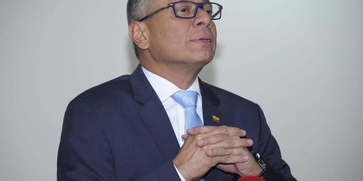 Expectativa en Ecuador por la suerte de Glas en el cargo de vicepresidente