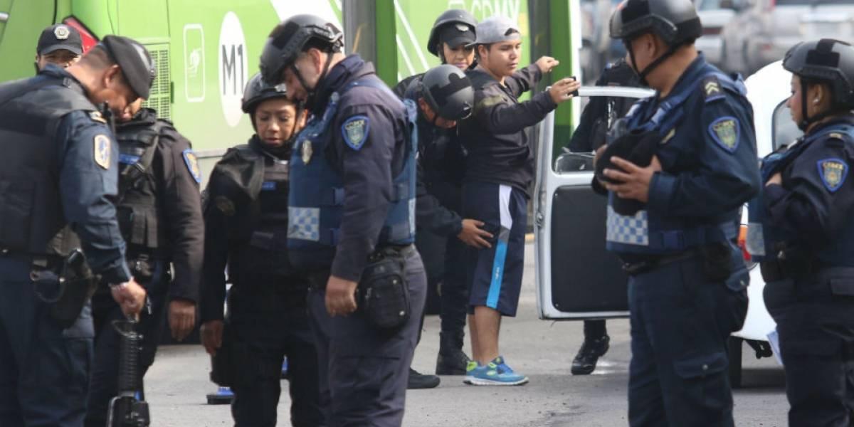 Policías ya no podrán grabar detenciones en la CDMX con sus celulares