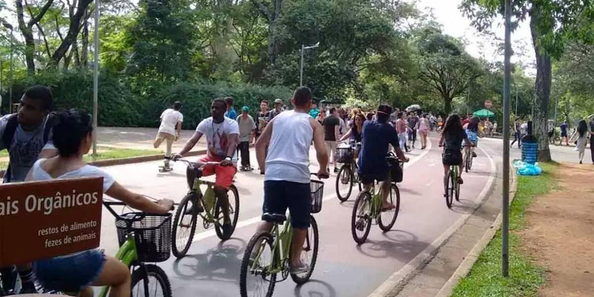 Vai andar de bicicleta? Conheça os parques com ciclovias para pedalar em São Paulo