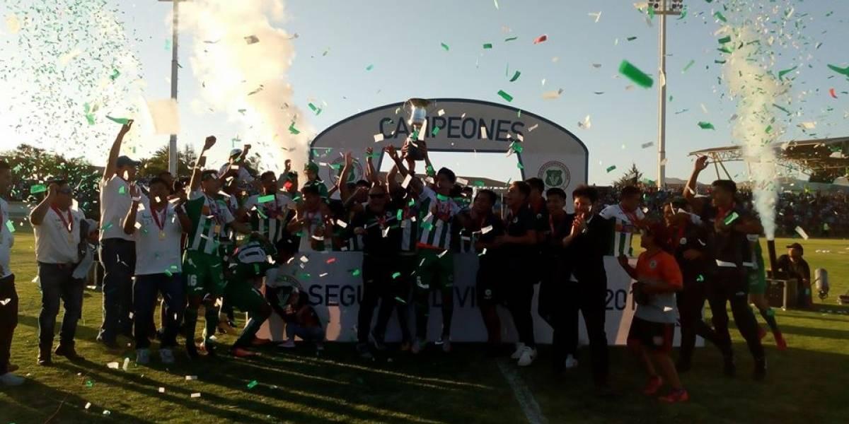 Deportes Vallenar hace historia y logra el ascenso a Primera B tras vencer a Melipilla en infartante definición a penales