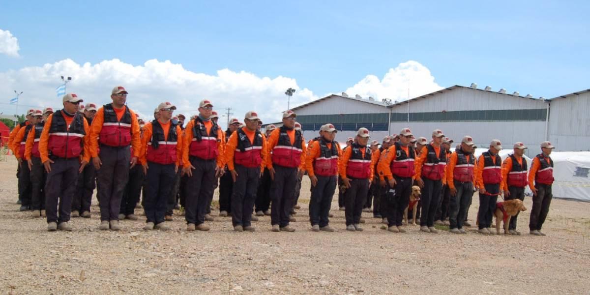 Quito invierte 182.250 dólares en 25 motocicletas para el cuerpo de bomberos