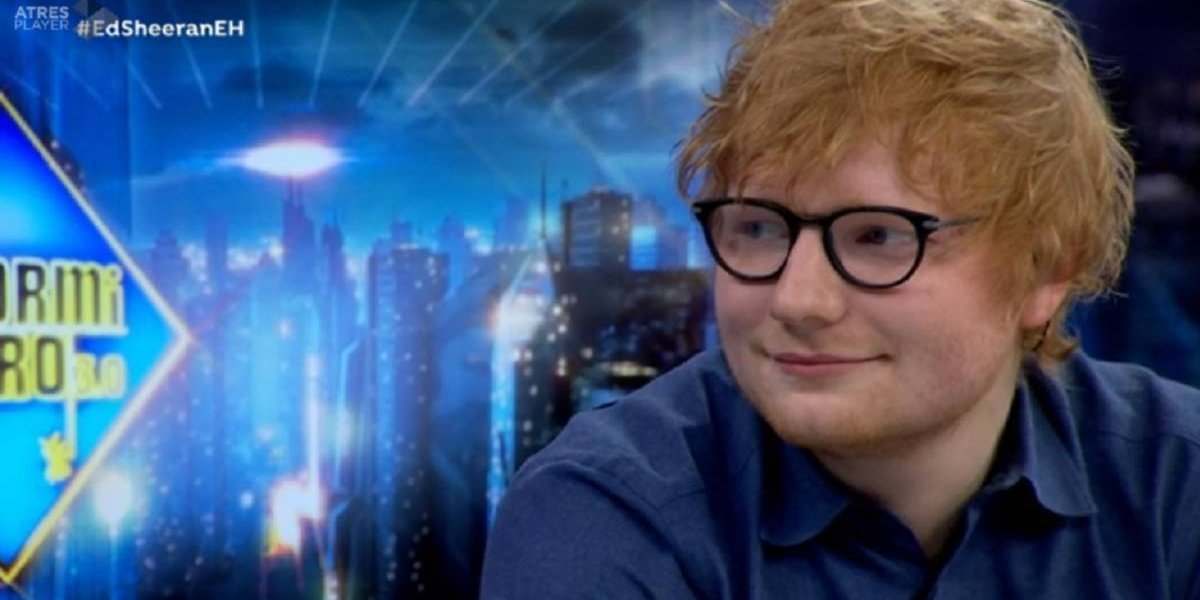Ed Sheeran acredita que divide cabana com o fantasma de uma garotinha