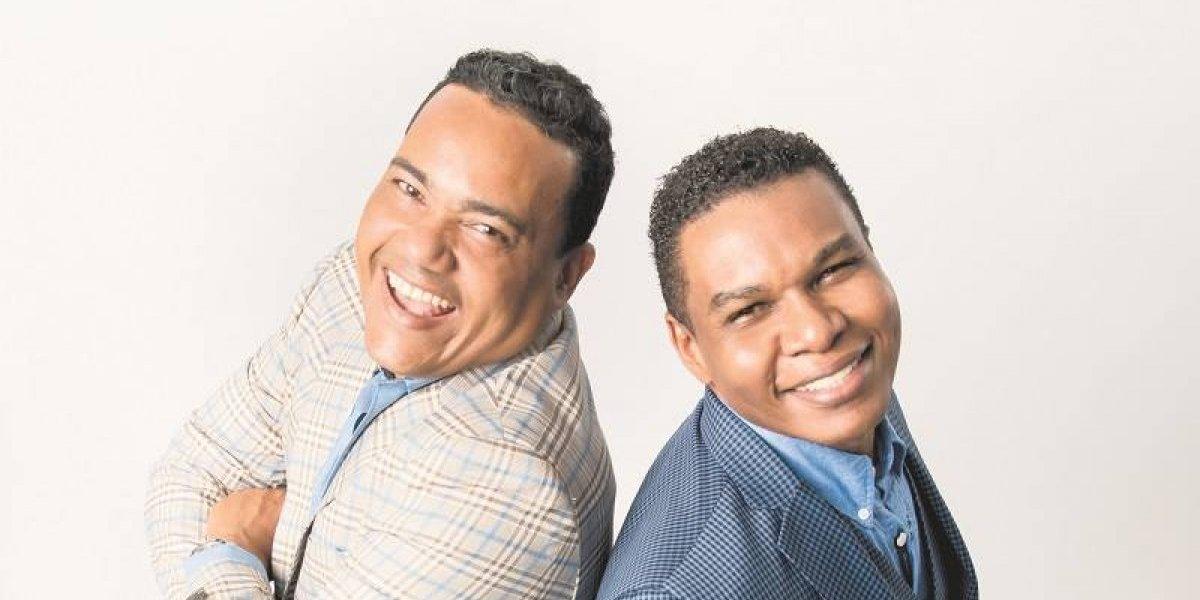 """Raymond y Miguel presentan esta noche su show """"Inagotable"""""""