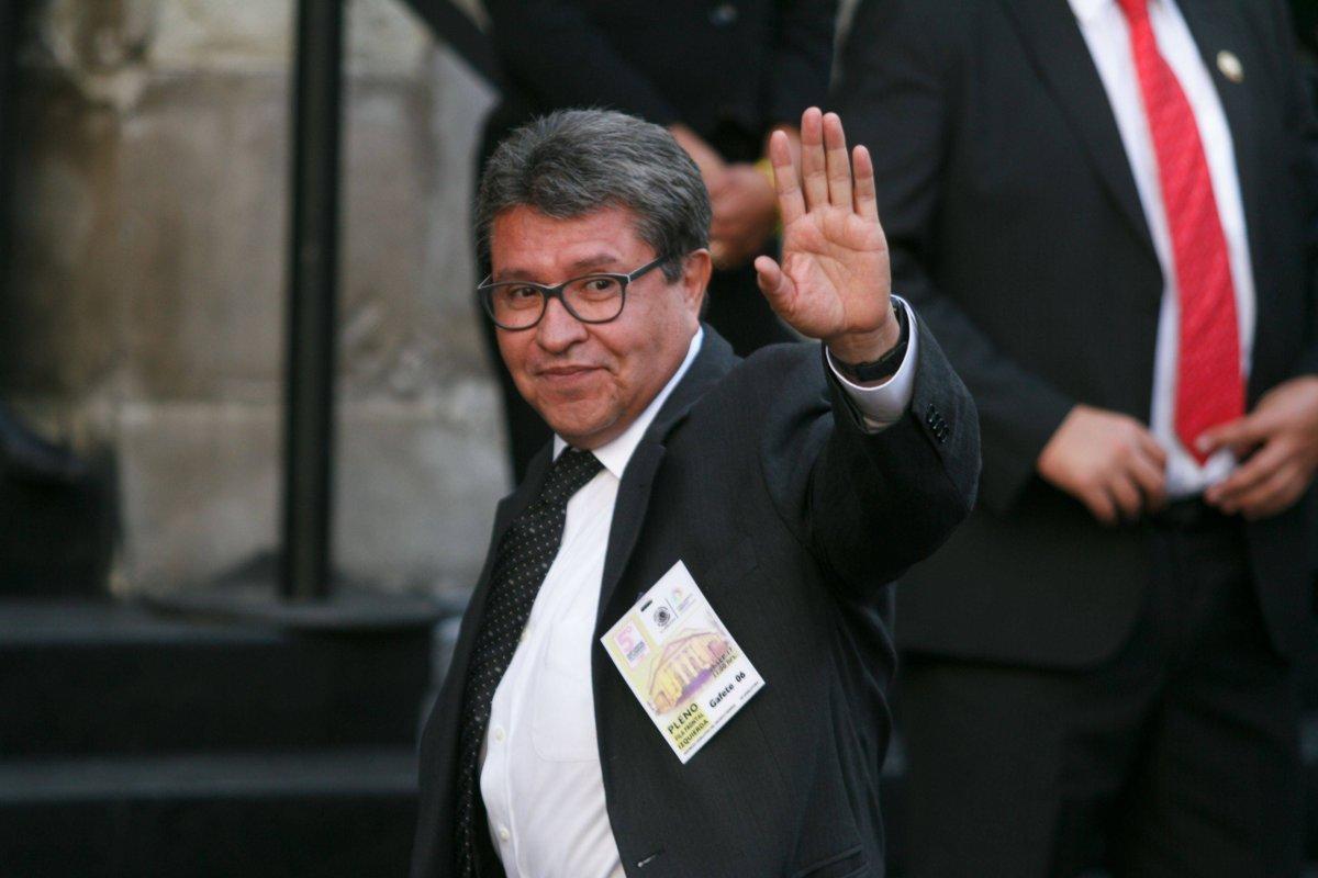 Ricardo Monreal también fue gobernador de Zacatecas. Foto: AP
