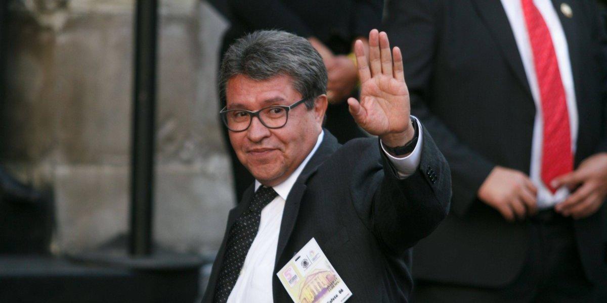 Checa los momentos incómodos de Ricardo Monreal en la Cuauhtémoc