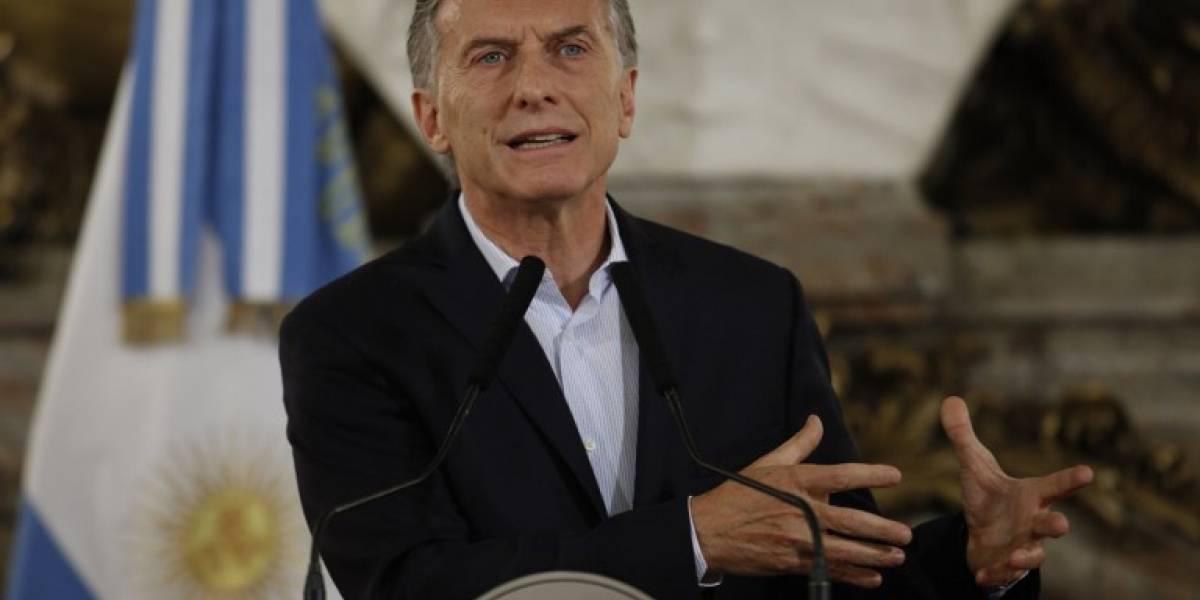 Macri consigue polémica ley de reforma de pensiones en Argentina