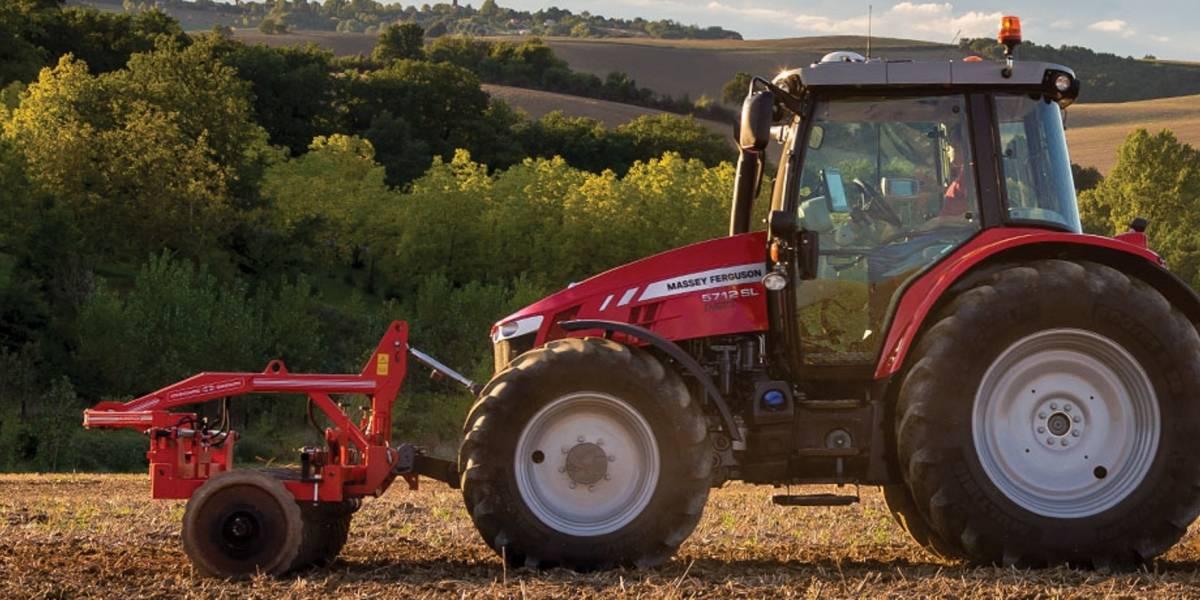 Con nuevo tractor, Massey Ferguson amplia su oferta