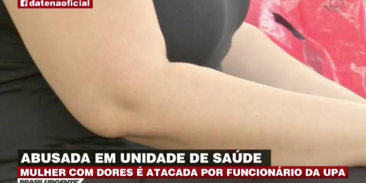 Mulher é abusada sexualmente por funcionário de UPA em Santos