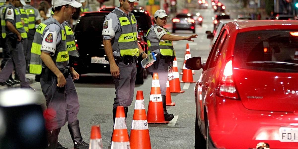 Multa de trânsito em São Paulo poderá ser parcelada