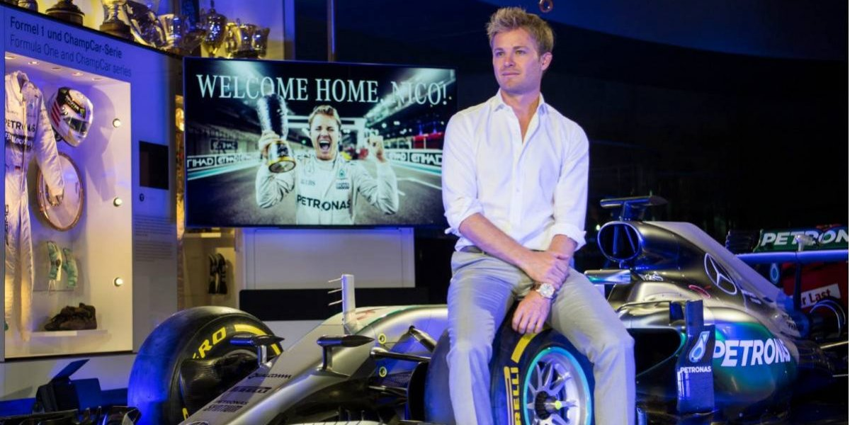¿Nico Rosberg vuelve del retiro para ir a la Fórmula E?