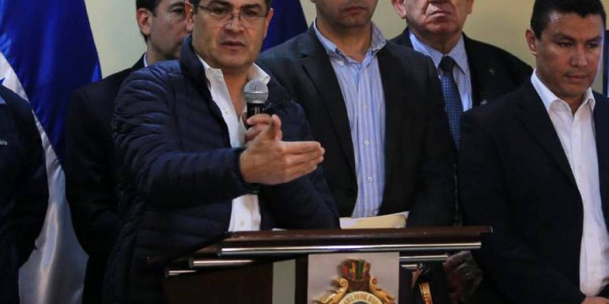 Presidente electo hondureño llama a opositores al diálogo