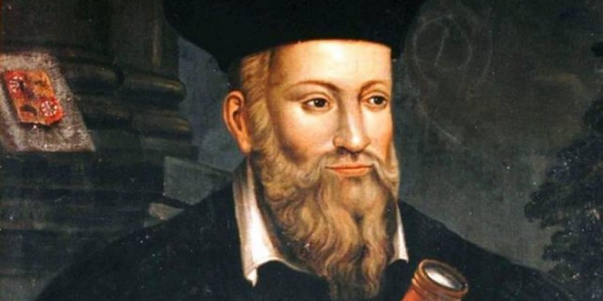 ¡Impactante! Las profecías de Nostradamus para 2020