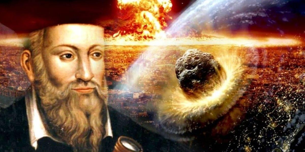 Las aterradoras profecías de Nostradamus para 2018