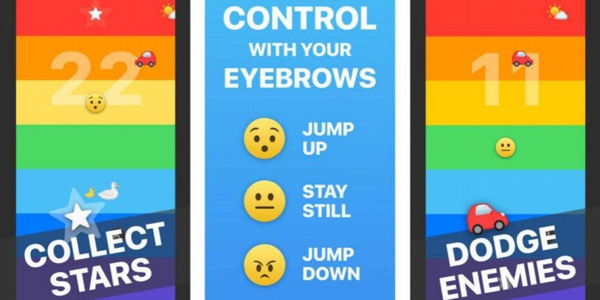 Usarás tus cejas como control para jugar lo nuevo en iPhone X