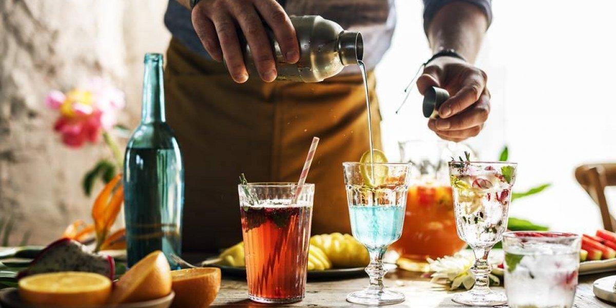 Recetas de tragos y cócteles con las que sorprenderás a tus invitados