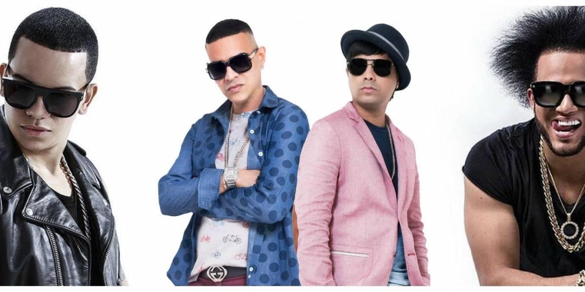 """Reggaeton Blend"" une a grandes artistas urbanos"