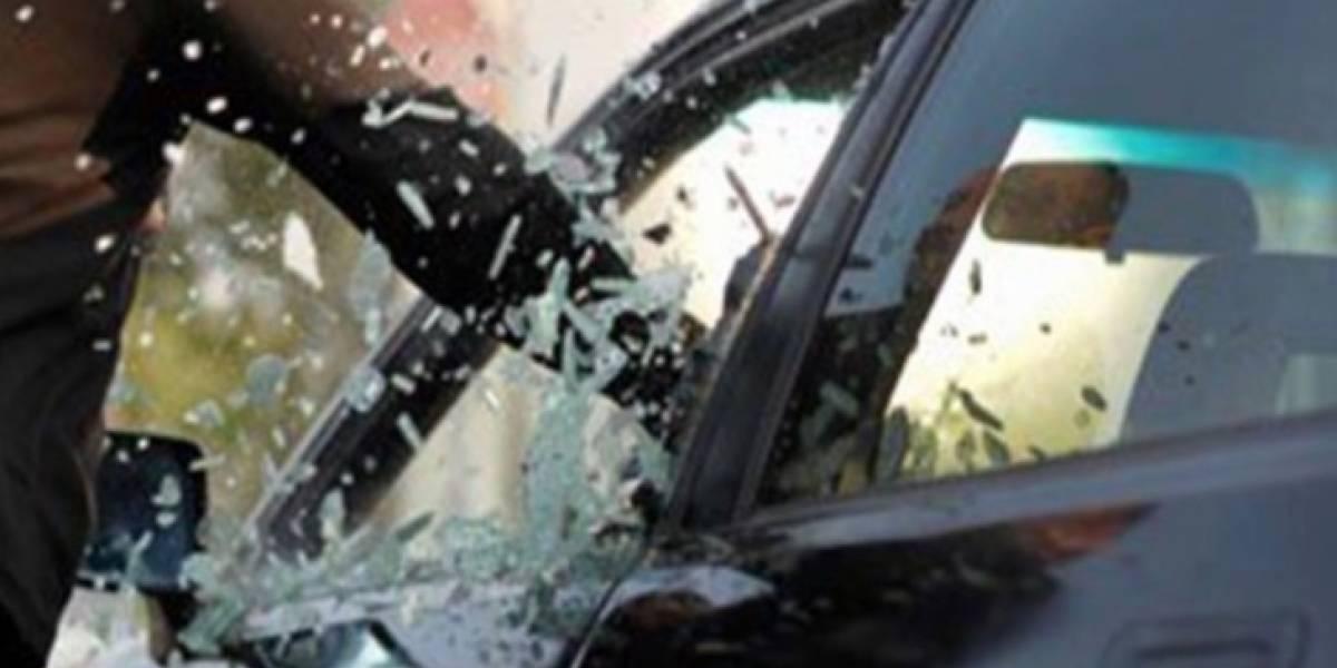 Alarmante aumento en el robo de autos
