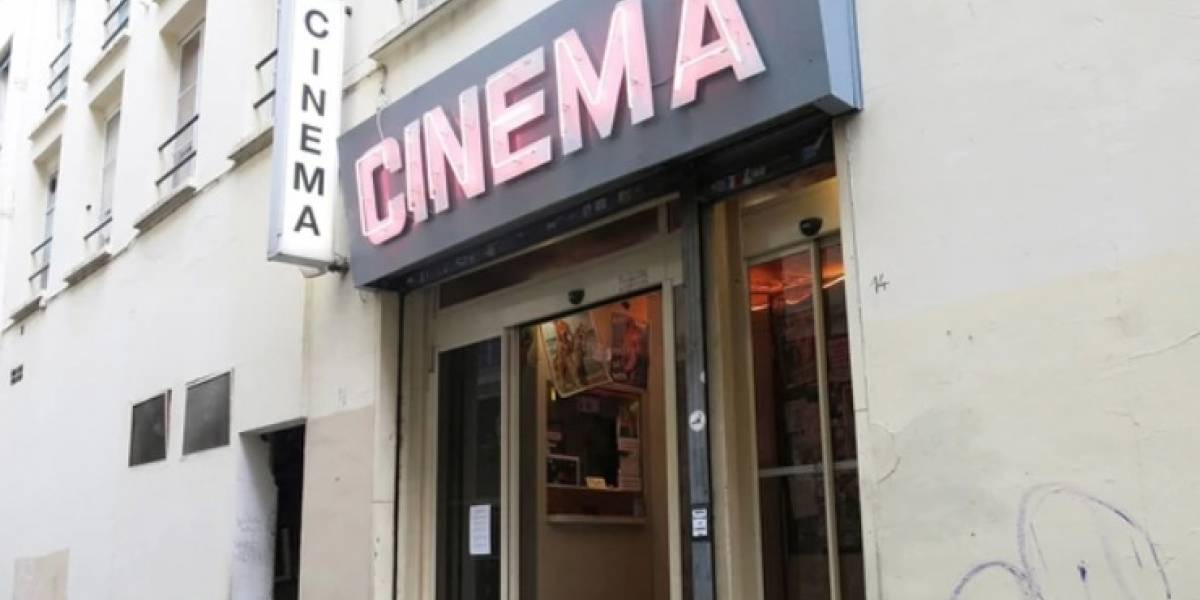 Cierra el último cine pornográfico en París