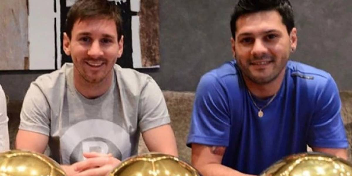 Liberan hermano de Messi tras pagar millonaria fianza