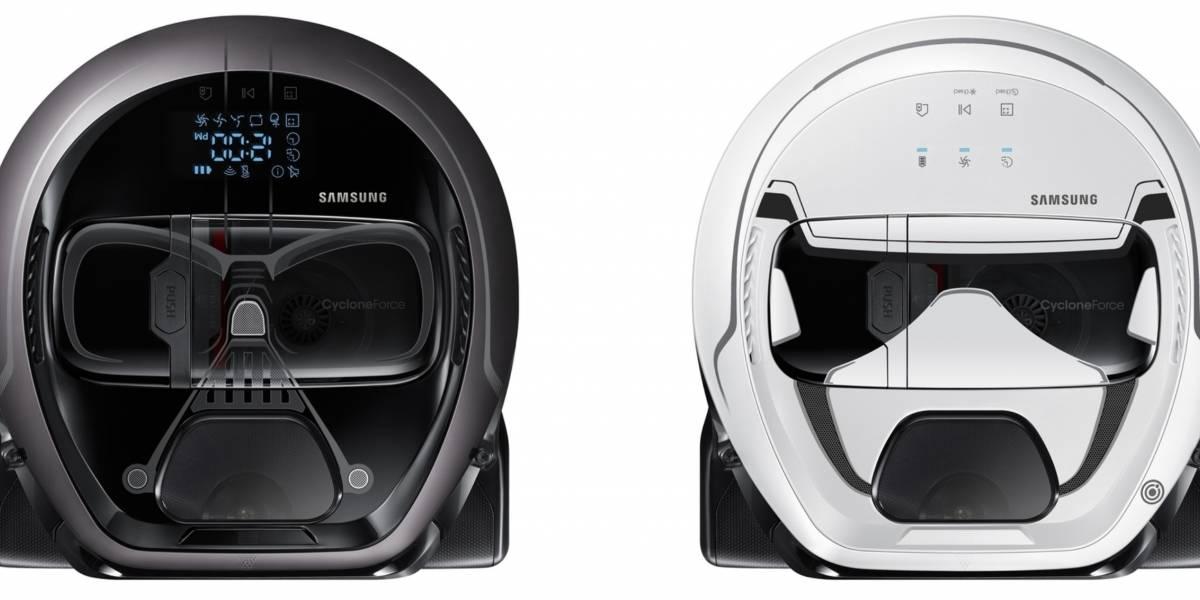La fuerza de Star Wars llega a los gadgets de limpieza
