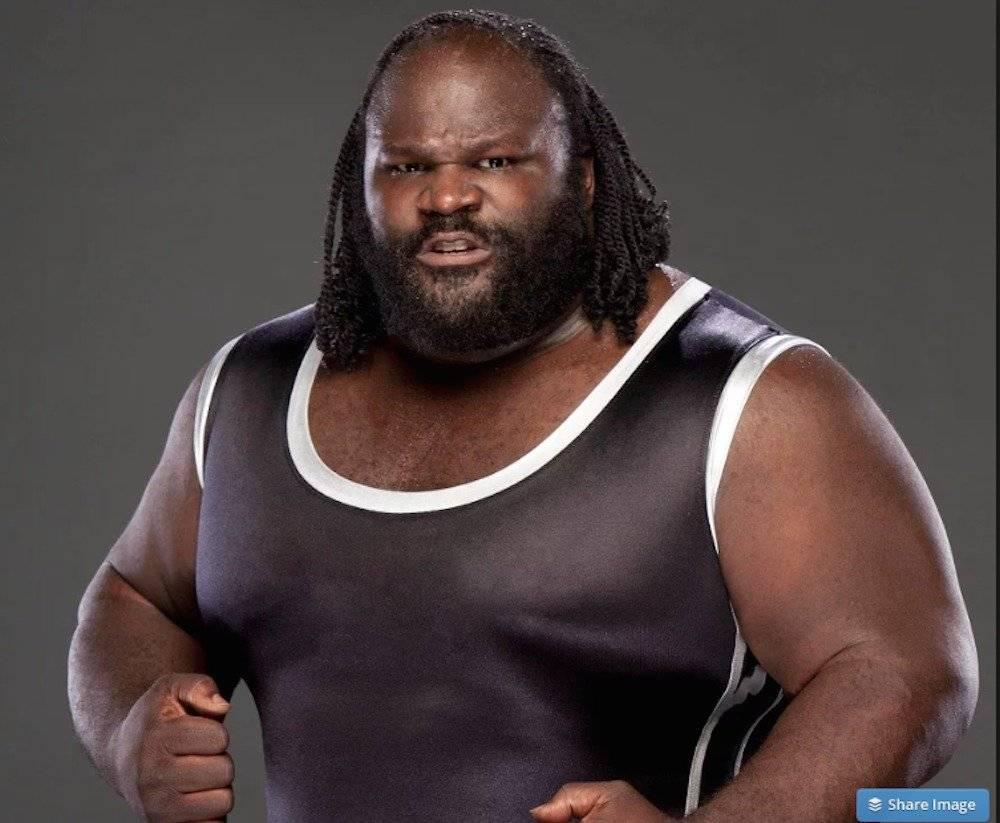 MARK HENRY: Henry se dedicaba a la halterofilia antes de incursionar en la lucha libre. Su gran peso y barba intimidaban a cualquiera.